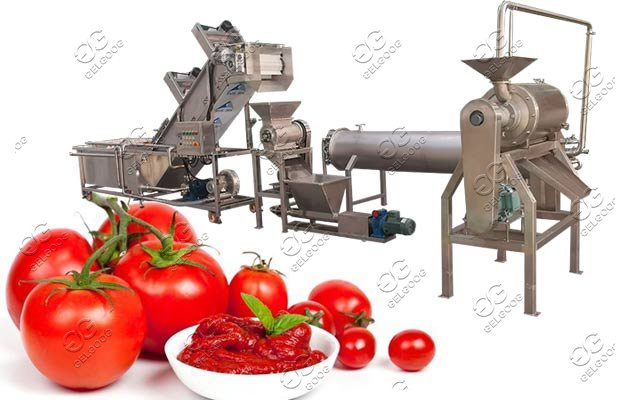 Automatic Tomato Paste Ketchup Production Line gelgoog.com