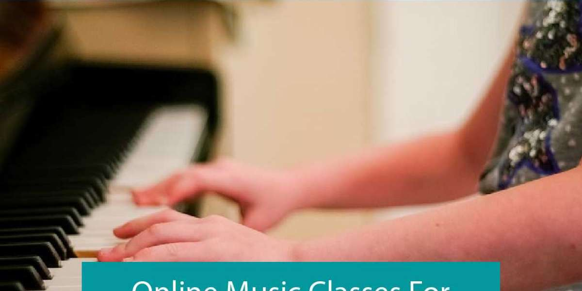 Get The Best Online Music Classes For Young Children