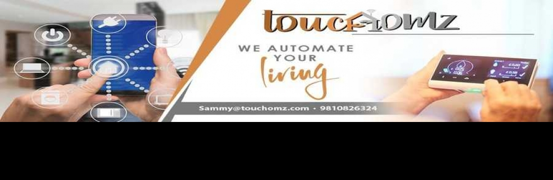 Touchomez Automation Cover Image