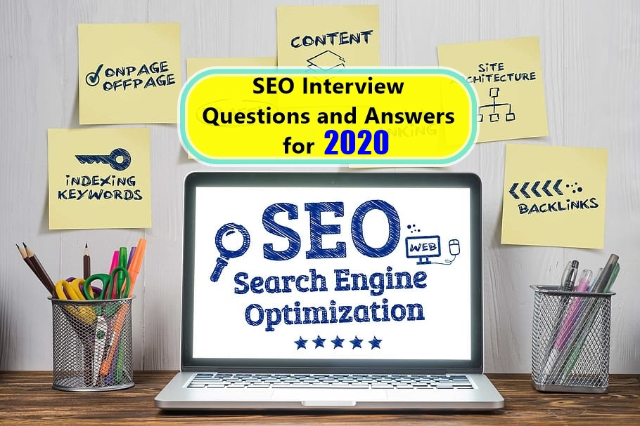 SEO Interview Questions and Answers for 2020 | Complete SEO Guide