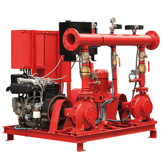 Directions for Installing Sensing Lines in Jockey and Fire Pump Systems