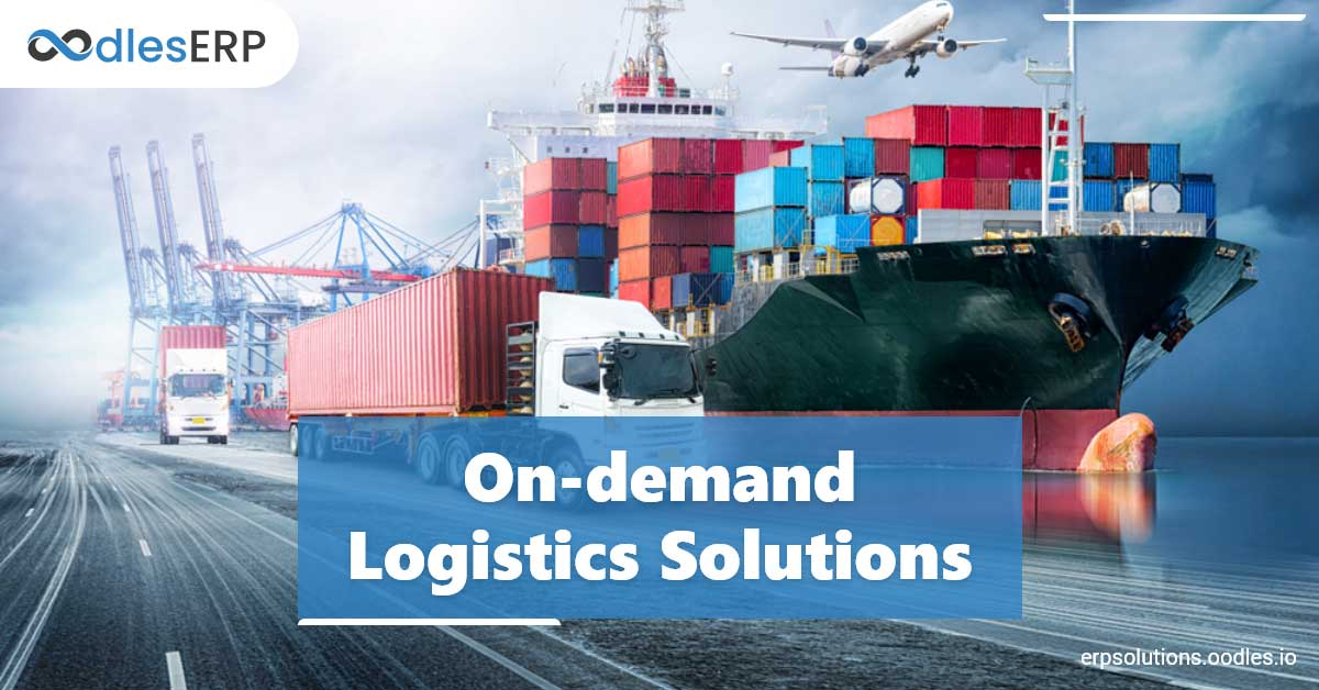 Logistics Management Software Solutions For The Supply Chain
