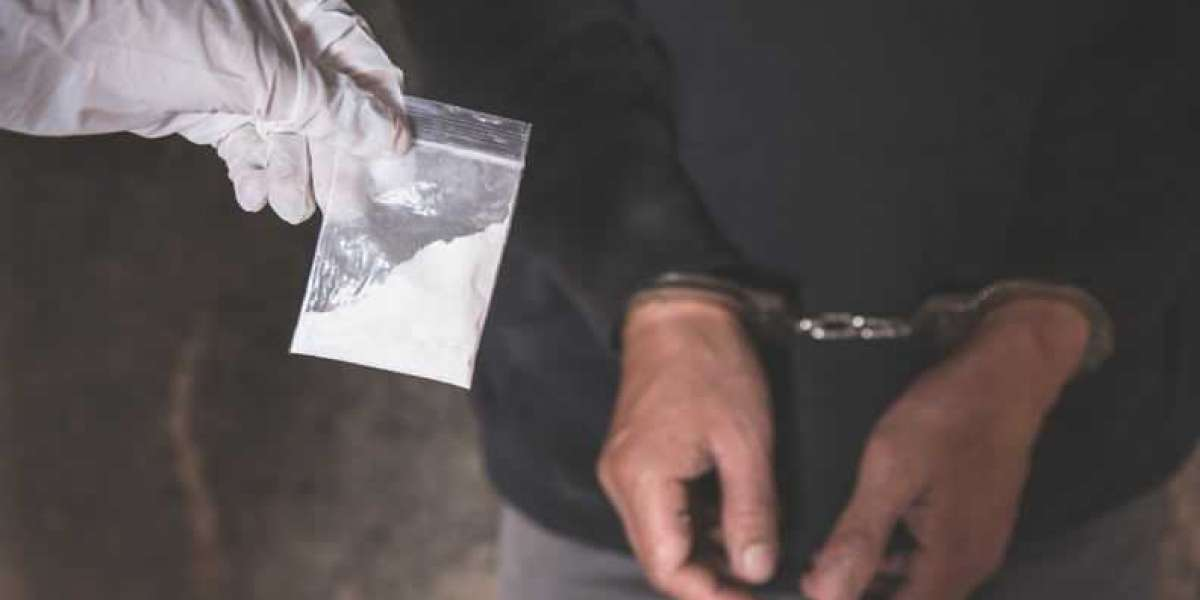 Types Of Different Drug Charges