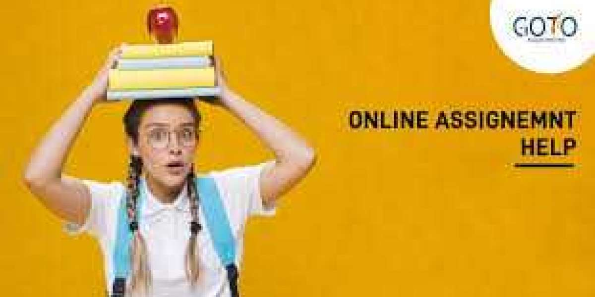 Top Grades Assured with Assignment Help Online By GOTOASSIGNMENTHELP