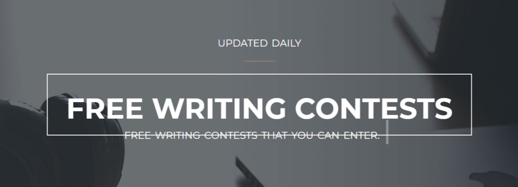 Free Writing Contests: A Diverse Writing Platform – Site Title