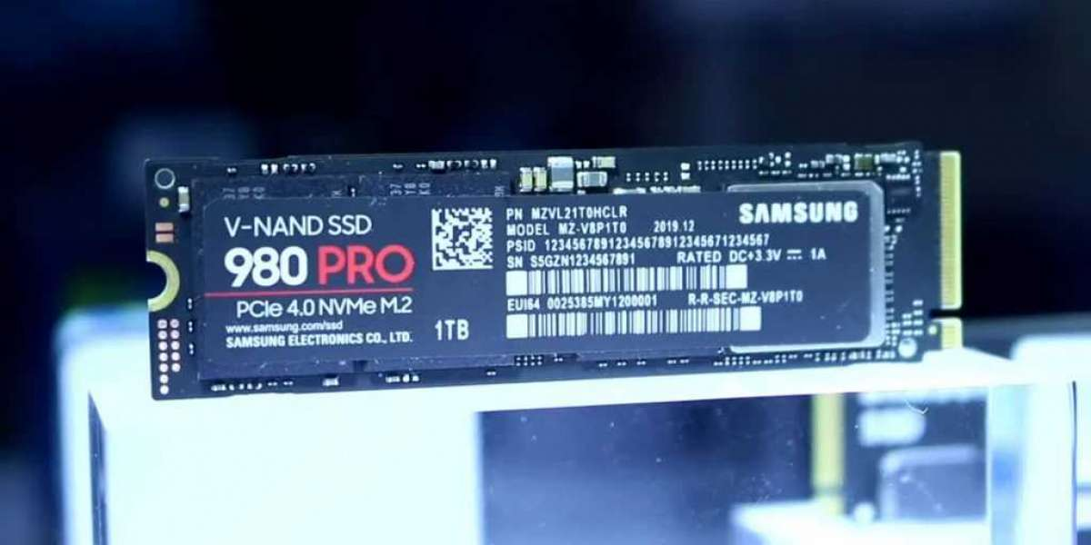 Samsung 980 Pro: A Perfect SSD for a Ryzen-powered PC