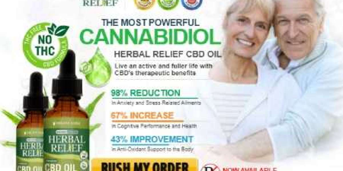 How Does it Really Work Herbal Relief CBD ?