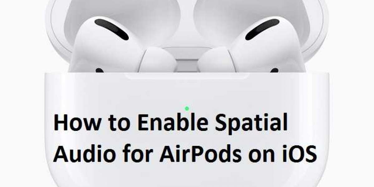 How to Enable Spatial Audio for AirPods on iOS