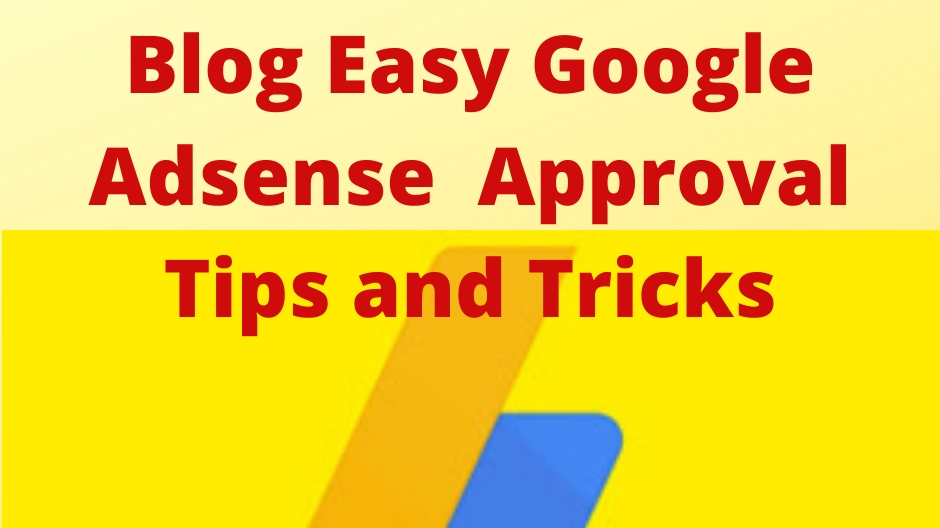 Blog Easy Google Adsense Approval Tricks & Tips | AnyImage.io