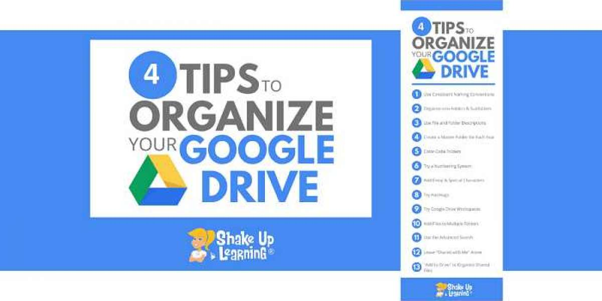 4 Advanced Google Drive Tips to Get the Most Out of It