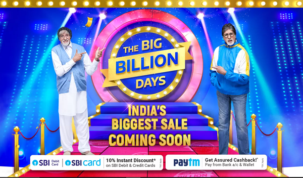 Flipkart Big Billion Days - Date, Offers, Discounts -AbhiTech