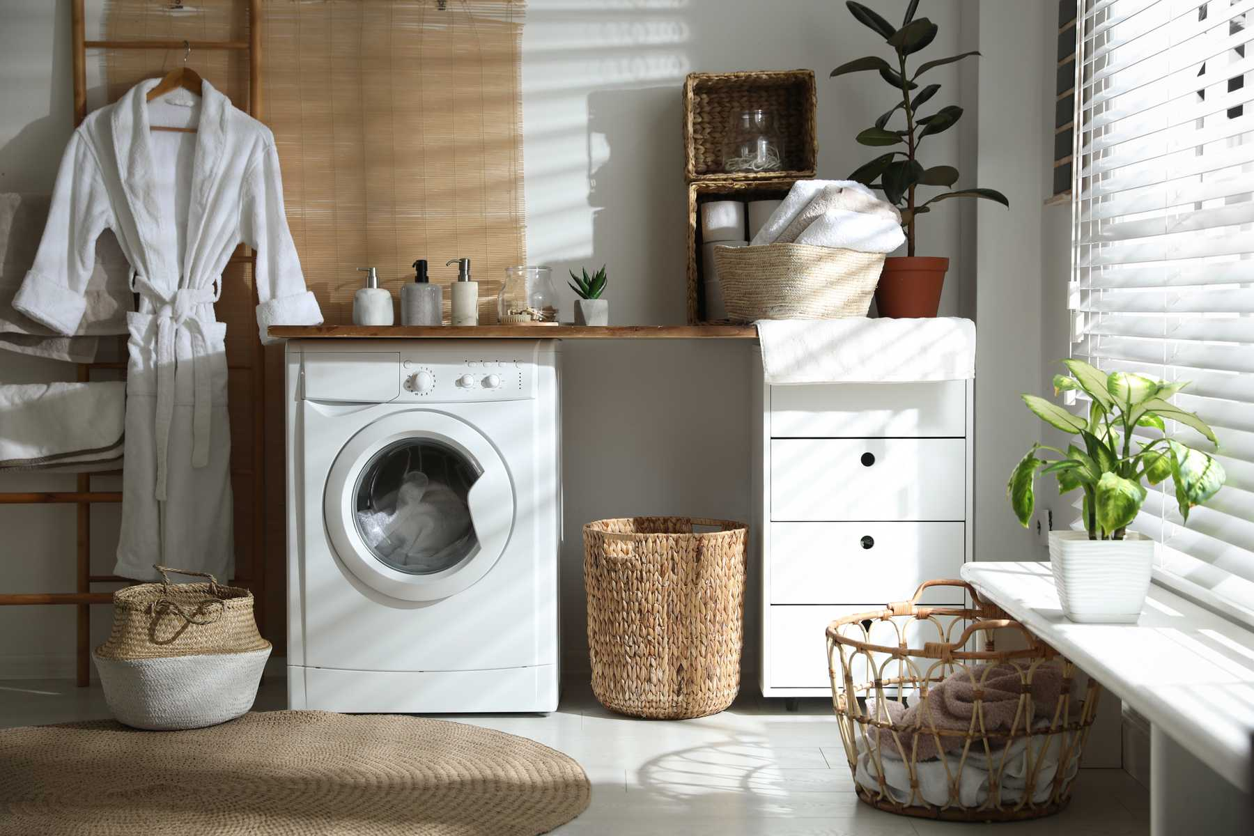 How to Use Your Newly Bought Washing Machine | Cleanipedia