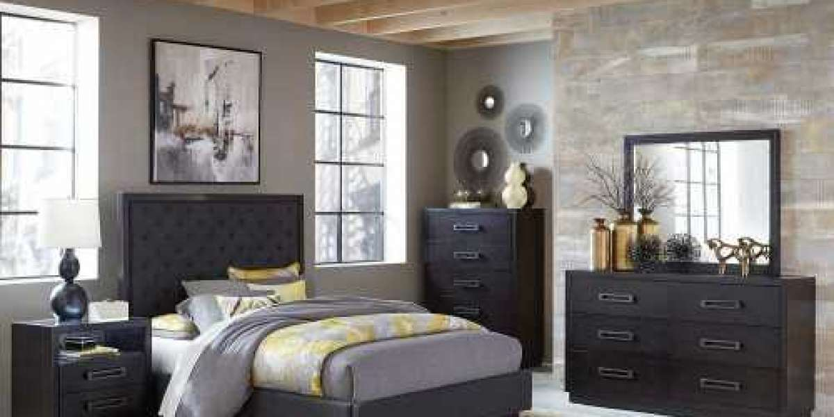 Decorating the Bedroom and Dining Room with Stylish and Trendy Furniture