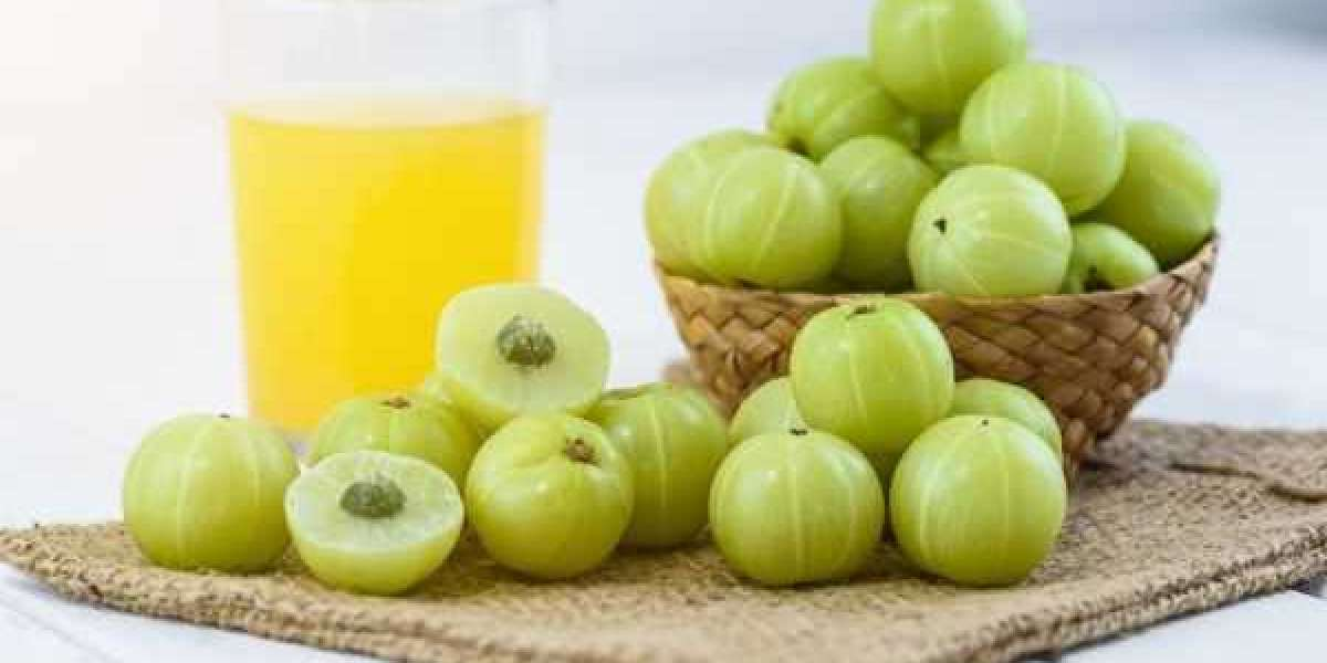 Amla is an abundant source of vitamin C, thus, popularly known as a powerhouse of vitamin C.