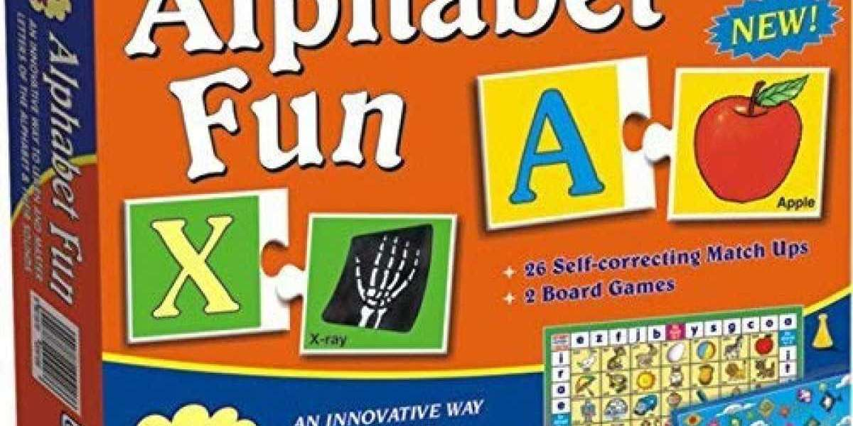 What are the Different Types of Kids Puzzle Available for Learning at Home?