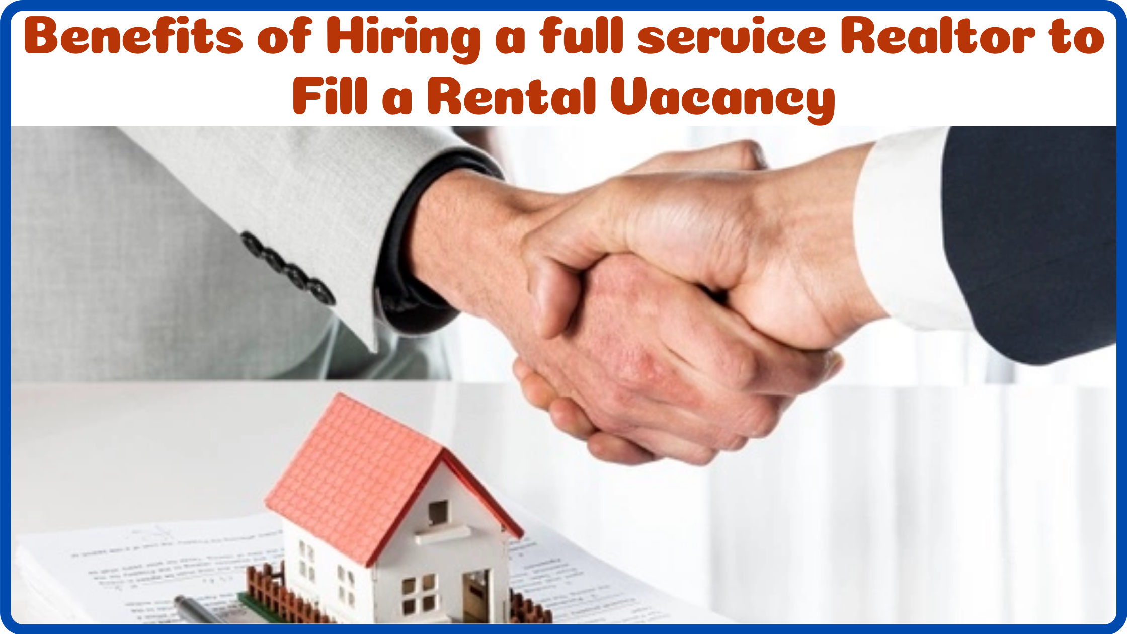 Benefits of Hiring a full service Realtor to Fill a Rental Vacancy - Commercial real estate austin, GW Partners