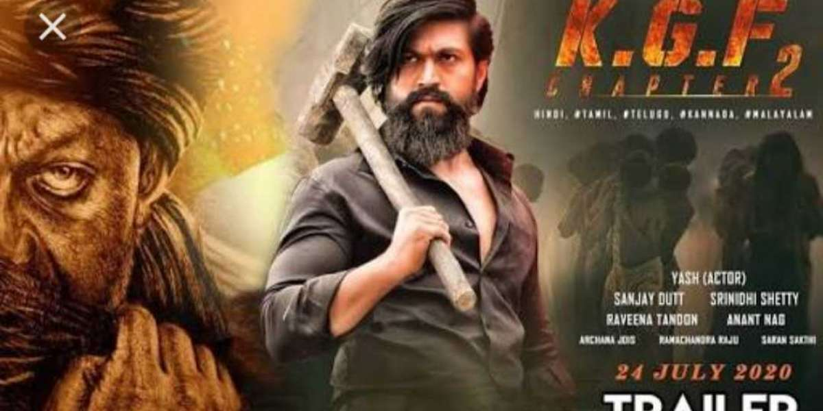 KGF Chapter 2 Full Movie in Hindi Download Filmyzilla 480p ,720p, Leaked By Tamilrokers