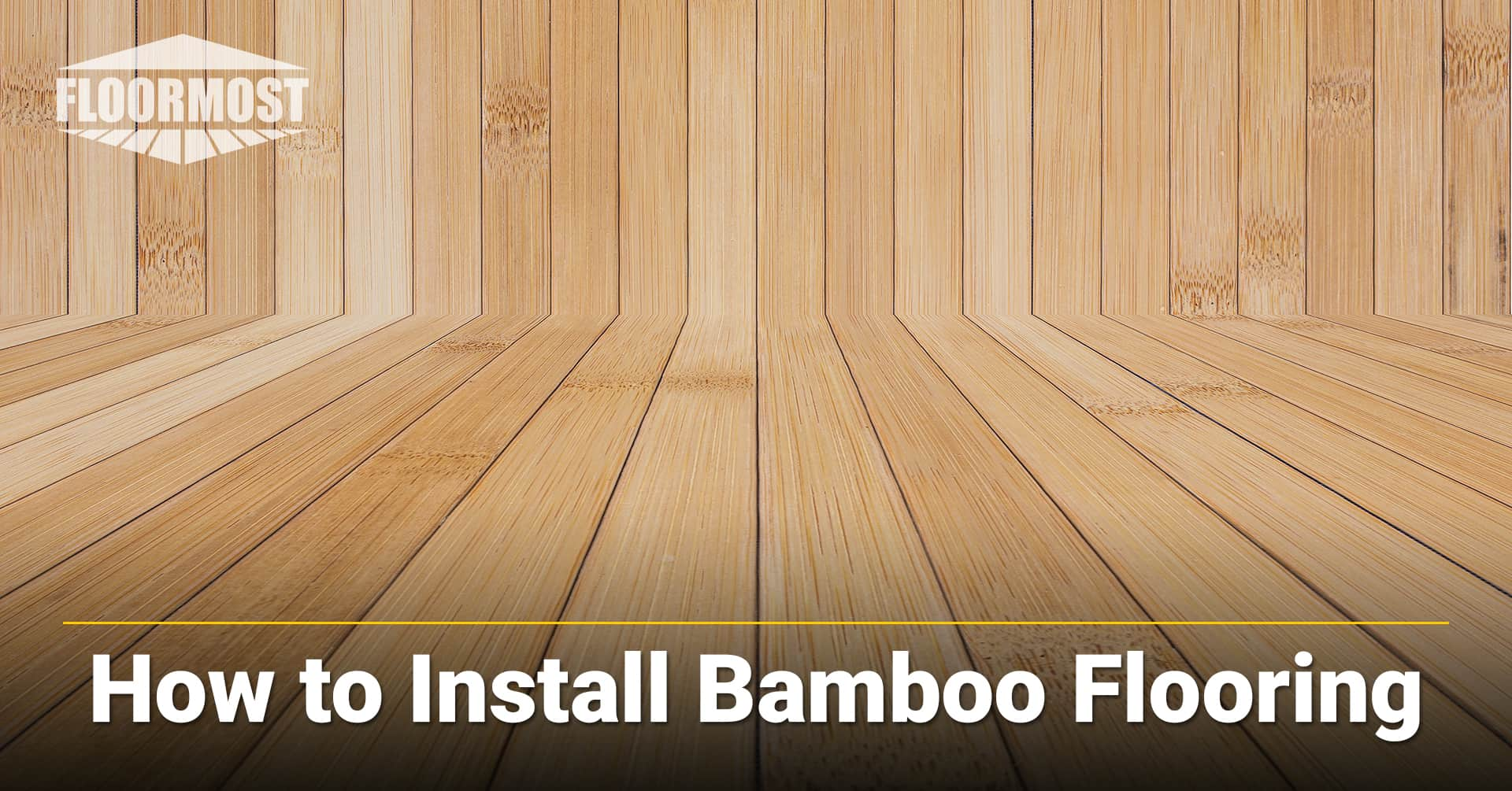 5 Steps to Install Bamboo Flooring | Simple DIY Guides
