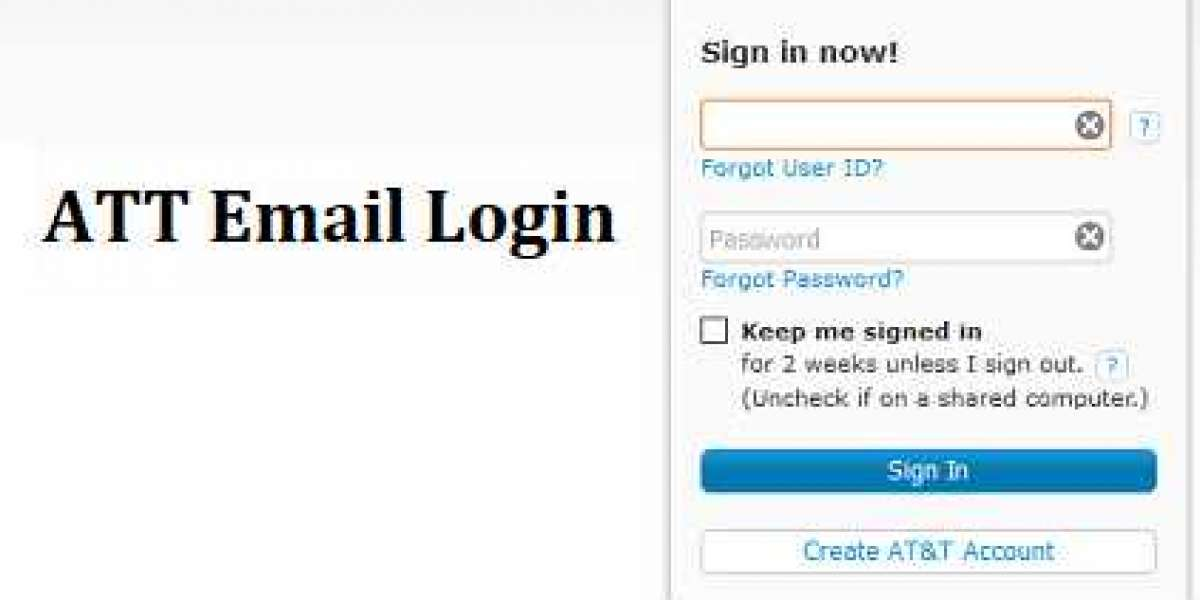 How To Login Into My ATT.Net Email
