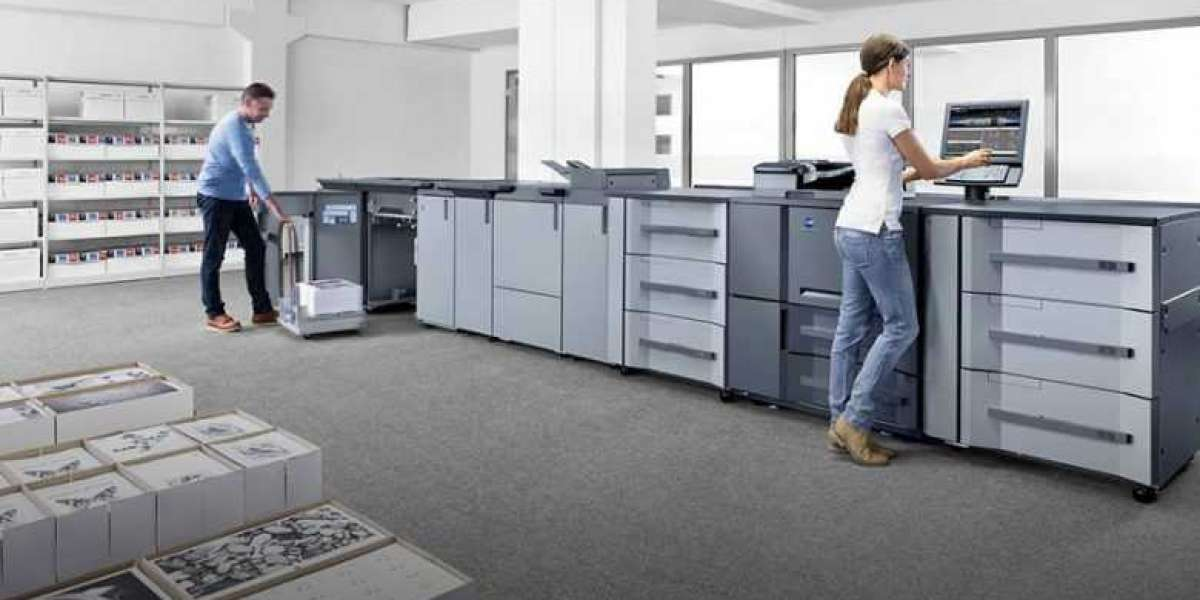 Why Would You Consider Commercial Printing?