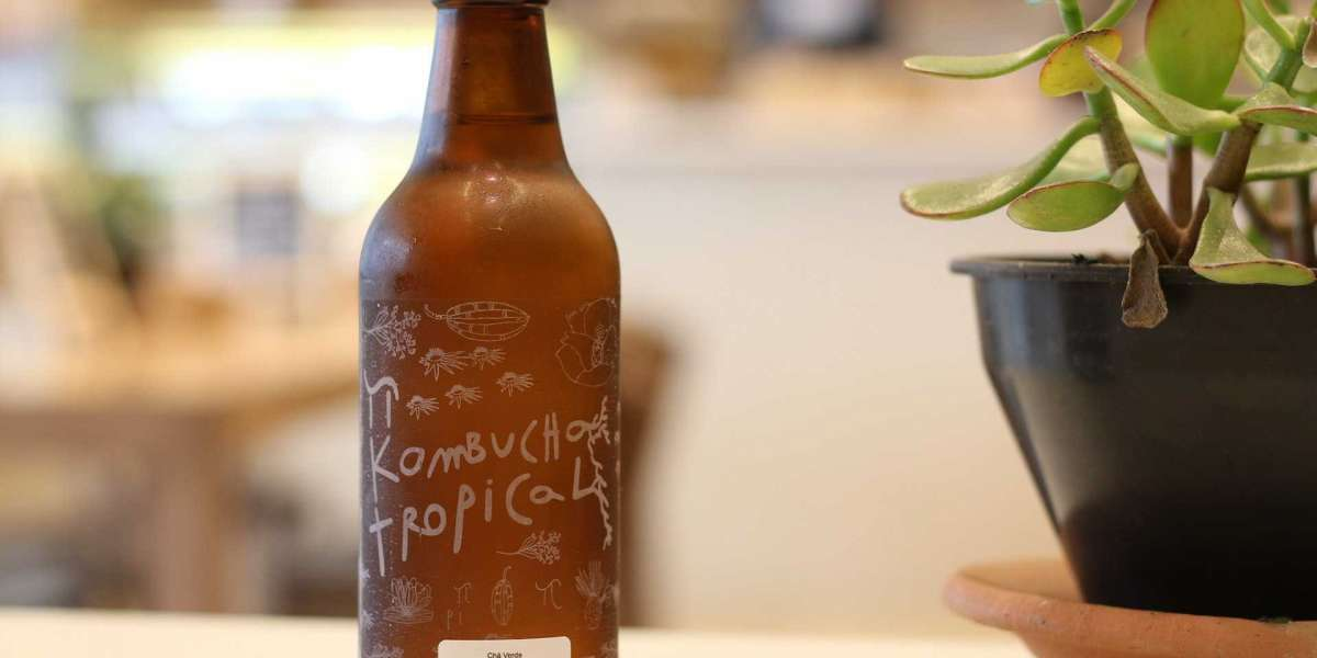 Simple Steps To Brew Your Own Kombucha Tea