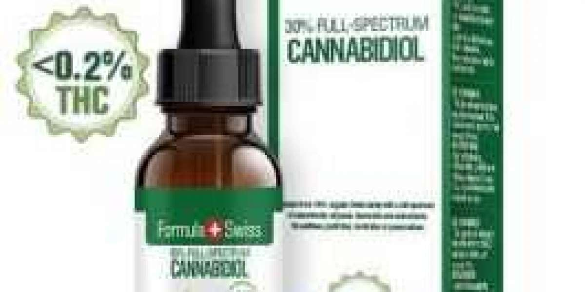 Formula Swiss CBD Oil UK Full Reviews, [Scam Or Legit] Price, Benefits And How To Take It?