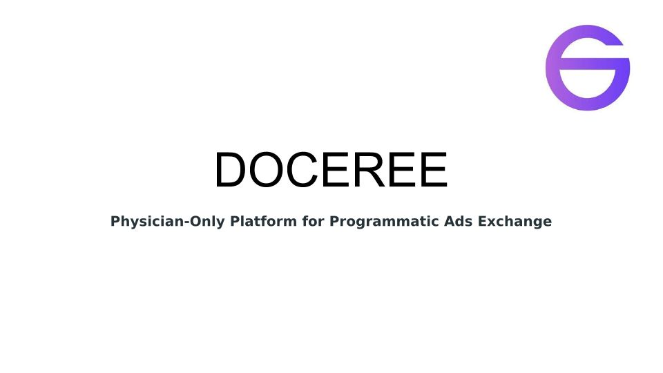 HCP Marketing  Platforms | Doceree