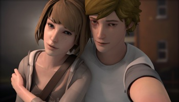 Life Is Strange the First Kiss Sfm 3D Animation Sex