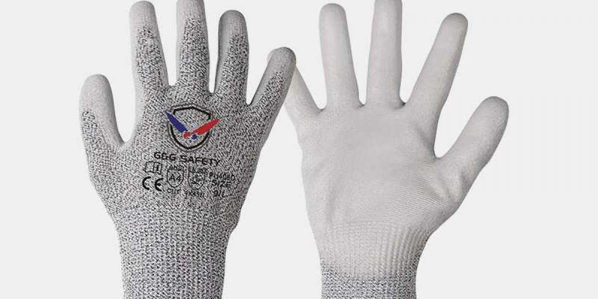 Why choose PU safety gloves