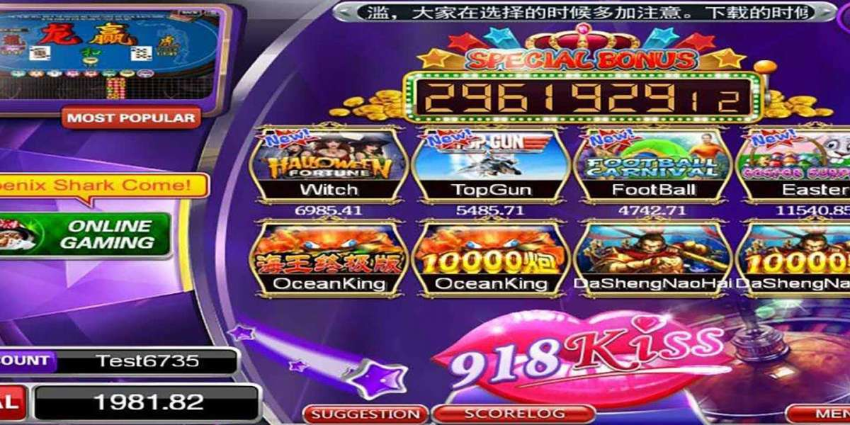 History of slot machines and online slots