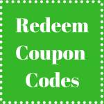 Redeem Coupon Codes Profile Picture