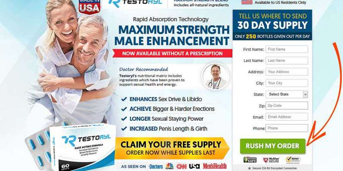 Testoryl Reviews | (Effective Results ) Does it works?