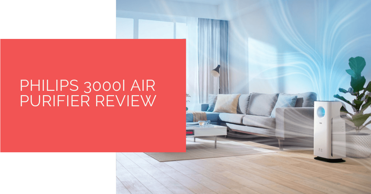 Philips 3000i Air Purifier Review - Heat Pump Source
