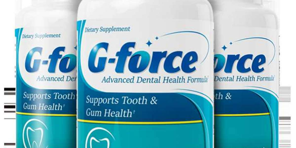 G-Force Dental Formula :Remove yellowing of teeth