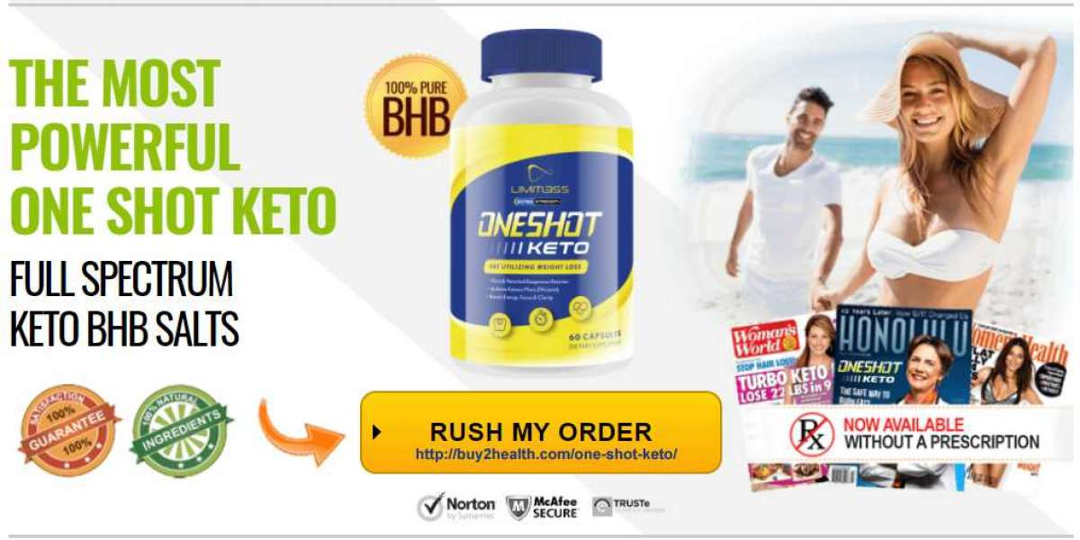 One Shot Keto - Burn Fat for Energy not Carbs , Increase Energy Naturally!