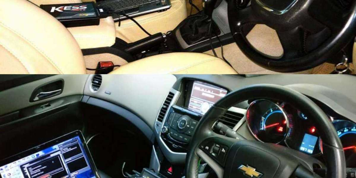 Car customization with car remapping service