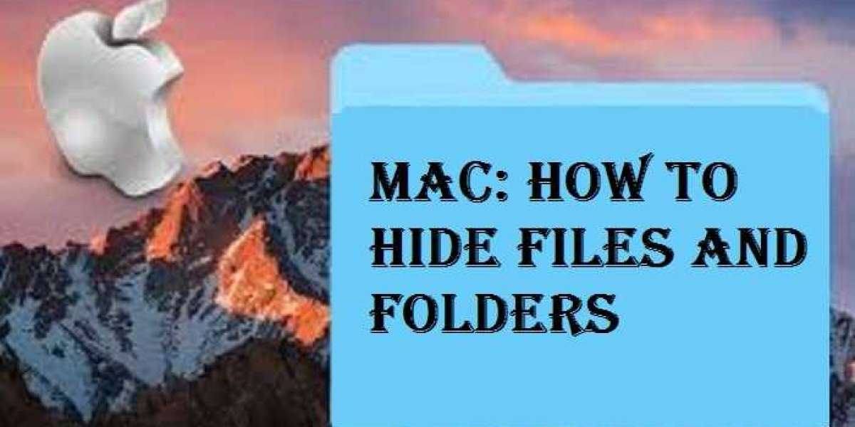 Mac: How to Hide Files and Folders