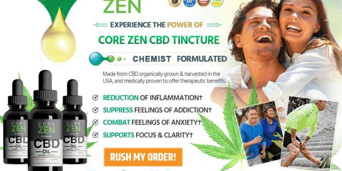 What Are The Core Zen CBD Ingredients?
