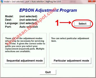 epson l110 resetter free download - ALL BD PRINTER