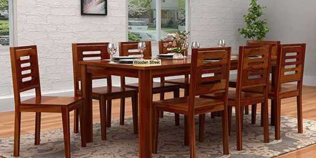 Components of Dining Room Furniture: How They Play an Important Role