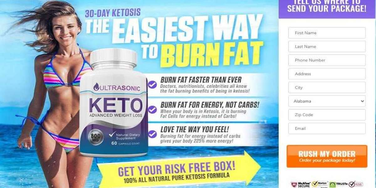 Ultra Sonic Keto Review - Read customer Reviews side effects ingredients Cost