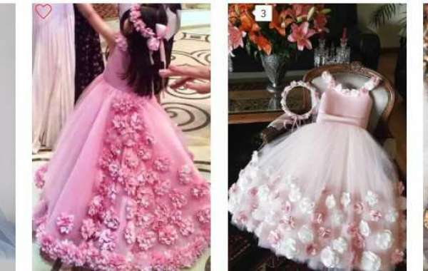 Dress Your Young Lady In Flower Girl Dress