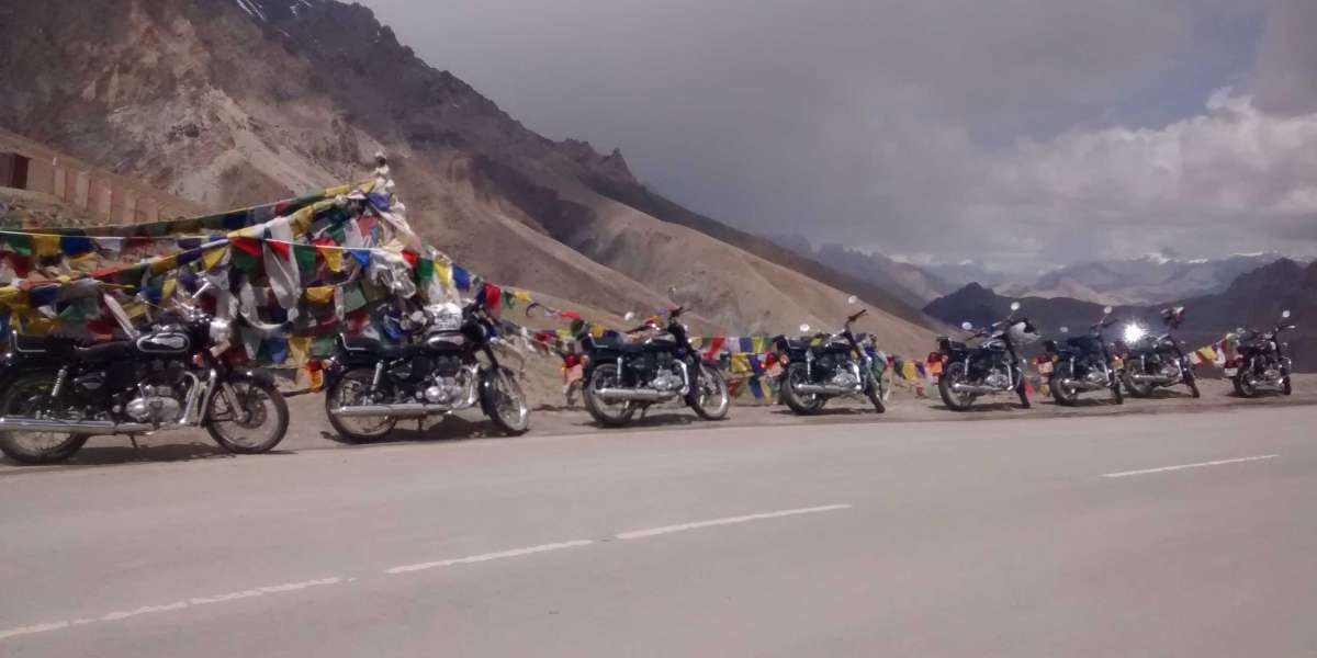 Adventure Motorcycle Tours in India