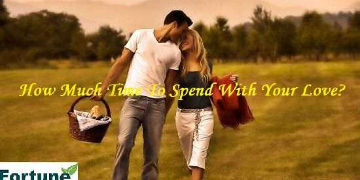 How Much Time To Spend With Your Love?