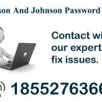 Johnson and Johnson Password Reset Profile Picture