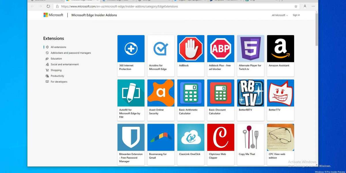 Microsoft Extension: How to Install Chrome Extensions