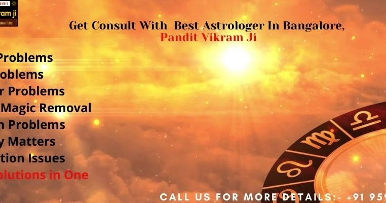 Get The Solution To All Your Health, Business And Career Related Problems By Contacting The Best Astrologer in Bangalore