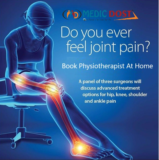 Physiotherapy At Home in Dwarka, Delhi – Reduce Your Pain & Discomfort Now