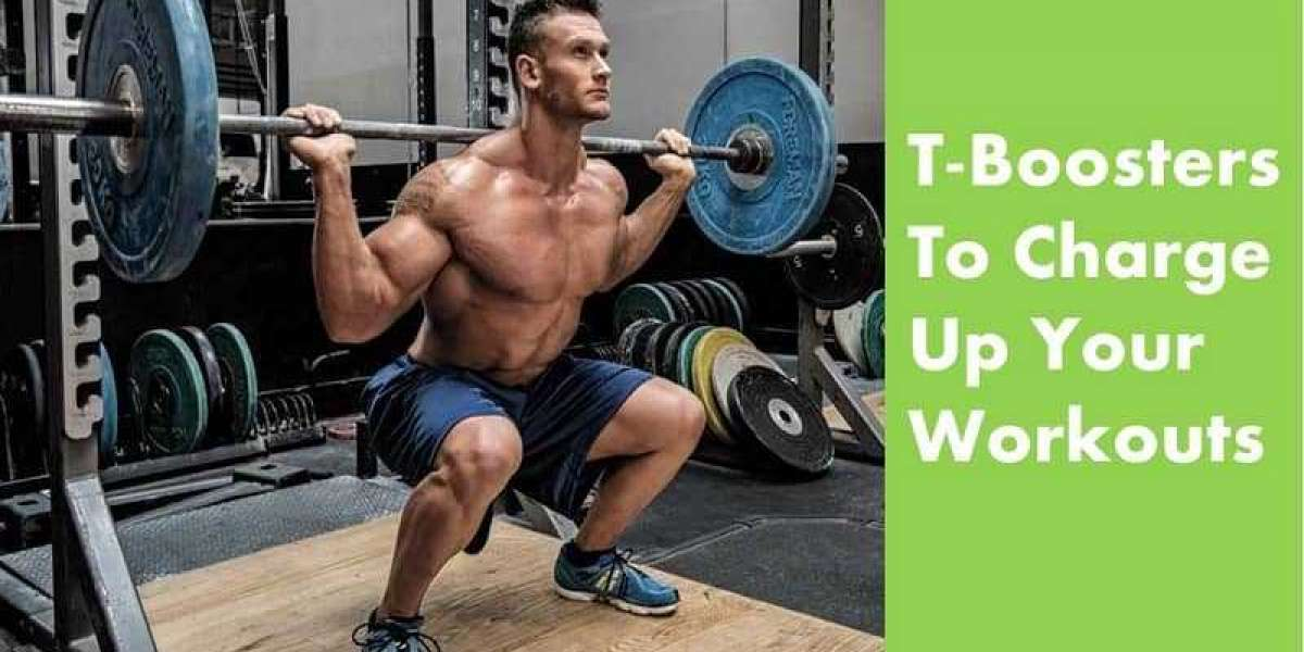 Best Testosterone Boosters for Working Out and Lasting Energy