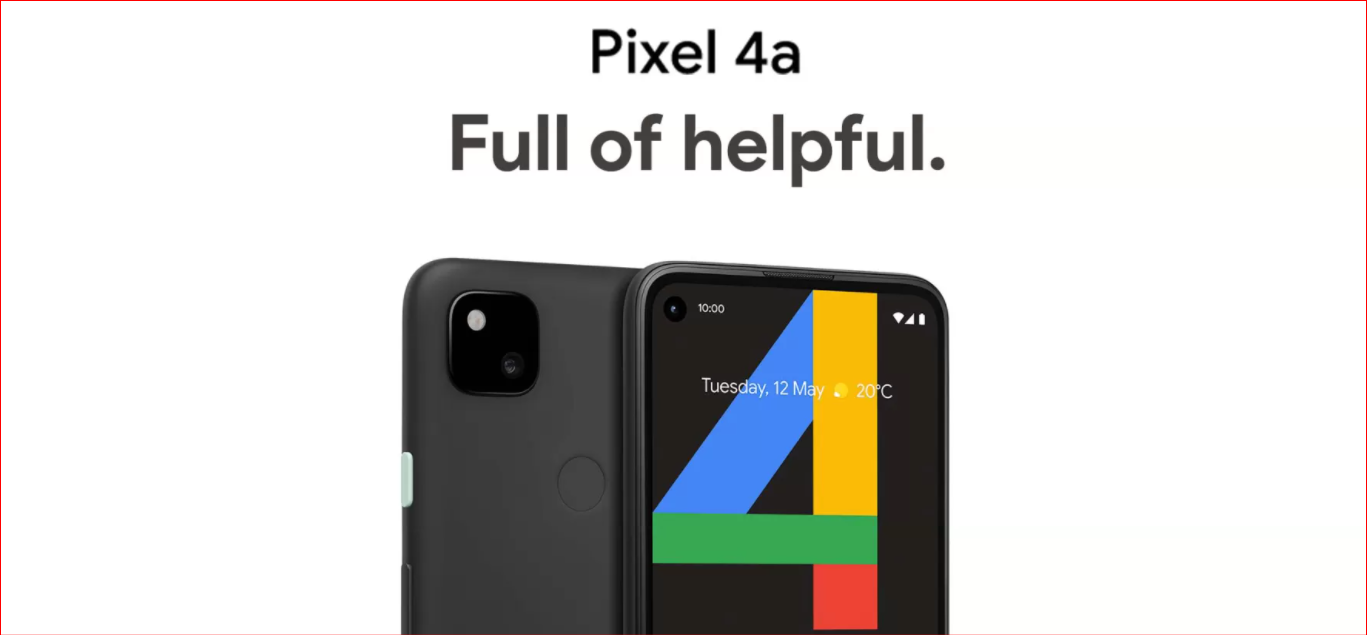 Google Pixel 4a Price in India, Features in Detail | MSTechTalks.com